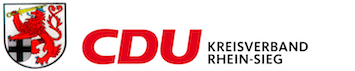 Logo CDU Kreisverband Rhein-Sieg