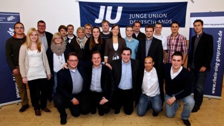Tim Salgert neuer Vorsitzender der Jungen Union Rhein-Sieg