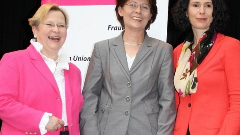 Europa-Empfang der Frauen Union Rhein-Sieg