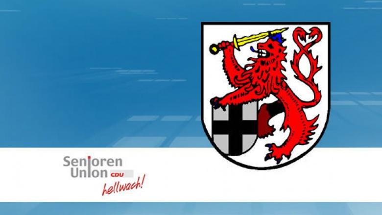 21. Landesdelegiertentag Senioren Union der CDU Nordrhein-Westfalen