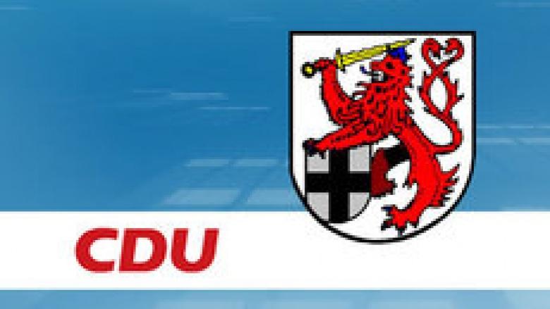 CDU Windeck - Mitgliederversammlung