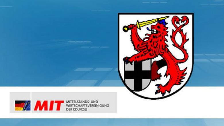 MIT-Regionalverband Linksrheinisch - EL Mittwochs an den Mittelstand denken!