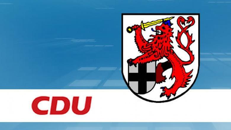 CDU Rheinbach - Veranstaltung mit Axel Voss