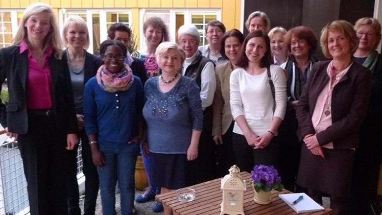 Diskussion der Frauen Union: Wundertüte schöne neue Arbeitswelt