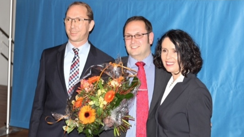 Geben wir Eitorf ein neues Gesicht - Dr. Julian Finke ist Bürgermeisterkandidat