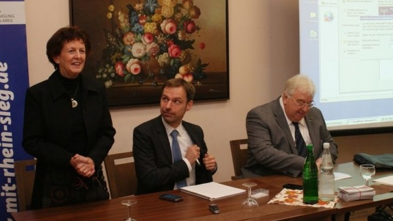Neuer Hauptgeschäftsführer der MIT Deutschland zu Gast in Much