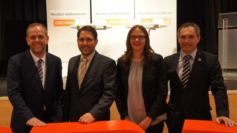 Aufstellung des CDU-Direktbewerbers für den Landtagswahlkreis 28 am 2. Juni in Troisdorf