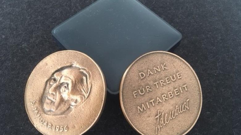 Konrad-Adenauer-Medaille