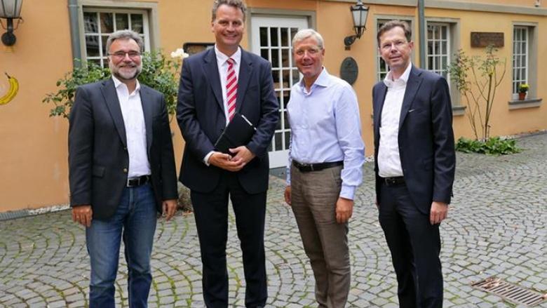 Norbert Rottgen Im Gesprach Cdu Kreisverband Rhein Sieg