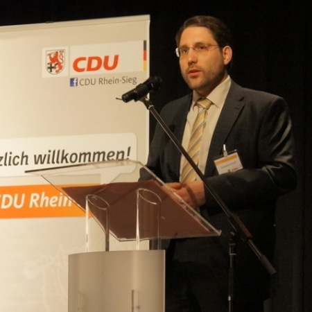 1. Vorstellungsrunde Landtagswahlkreis 28 in Troisdorf (April 2016)