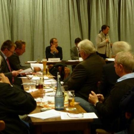 2. Energiepolitische Podiumsdiskussion des AK Wirtschaft (Oktober 2011)