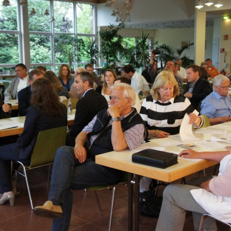 2. Vorstellungsrunde Landtagswahlkreis 28 in Niederkassel (Mai 2016)