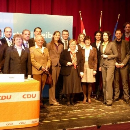 53. Kreisparteitag der CDU Rhein-Sieg (November 2010)