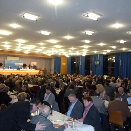 54. Kreisparteitag der CDU Rhein-Sieg in Windeck (November 2011)