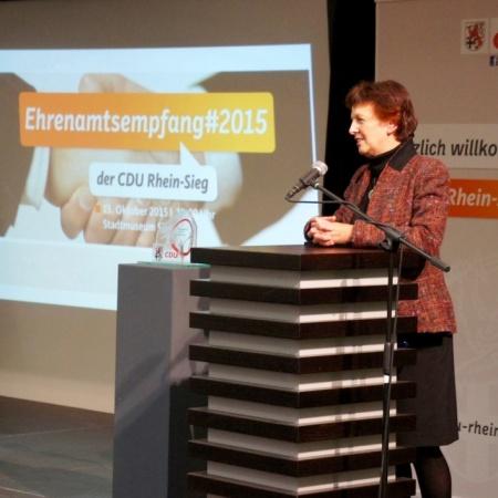 CDU-Ehrenamtsempfang (Oktober 2015)