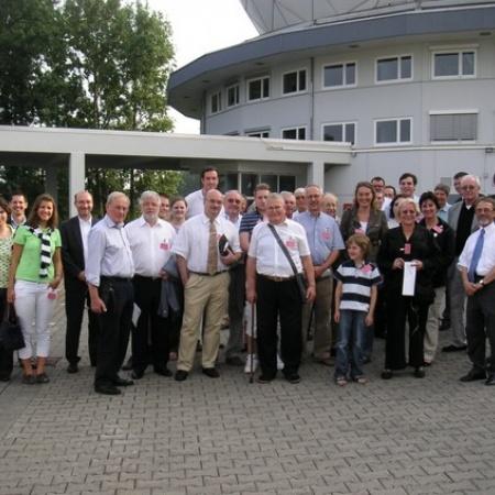 FGAN (heute Fraunhofer-Institute), Wachtberg