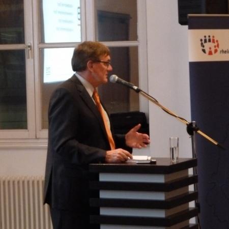 DOSB-Präsident Alfons Hörmann beim 2. CDU-Ehrenamtsempfang (Oktober 2014)