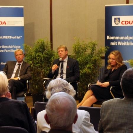 Im Gespräch: Energieexpertin Prof. Claudia Kemfert (Juli 2013)