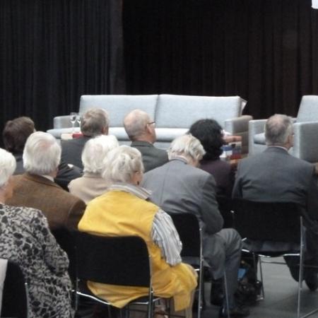 Podiumsdiskussion Arbeit und Alter der Senioren Union Rhein-Sieg (April 2013)