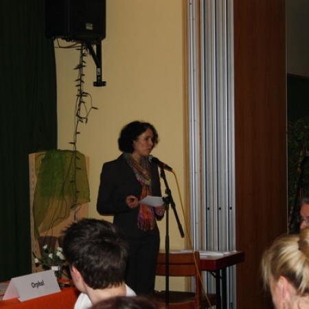 Schulpolitische Veranstaltung (Februar 2011)