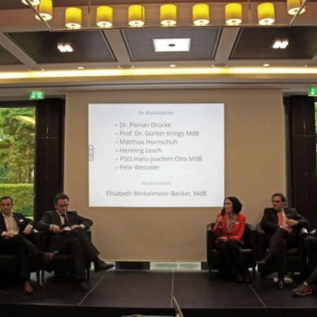 Urheberrechtsdiskussion des AK Medien (Juni 2012)