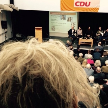 Volksparteikongress #3 (Februar 2015)