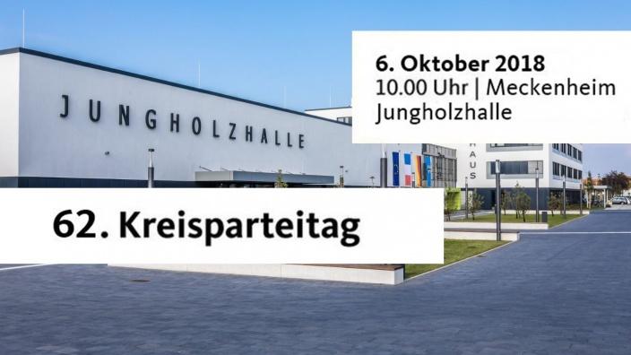 CDU Rhein-Sieg_62. KPT Jungholzhalle Meckenheim