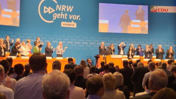 CDU Rhein-Sieg bleibt mit starker Stimme auch im neuen CDU-Landesvorstand vertreten