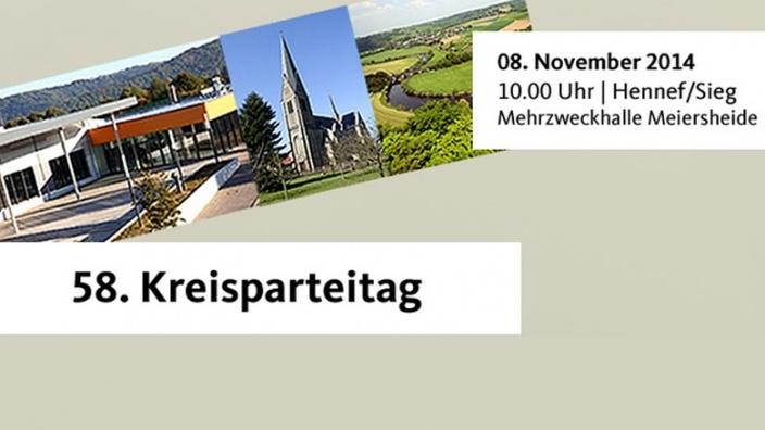 Kreisparteitag 2014